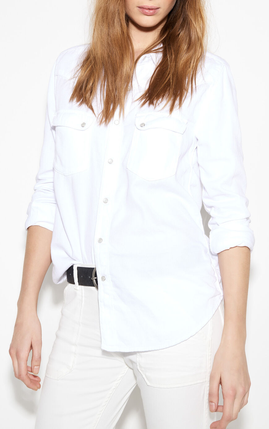 SHIRT CBRIDGET -40% off ECRU