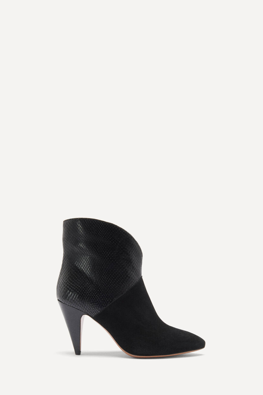 BOTTINES COMETTE Workwear NOIR