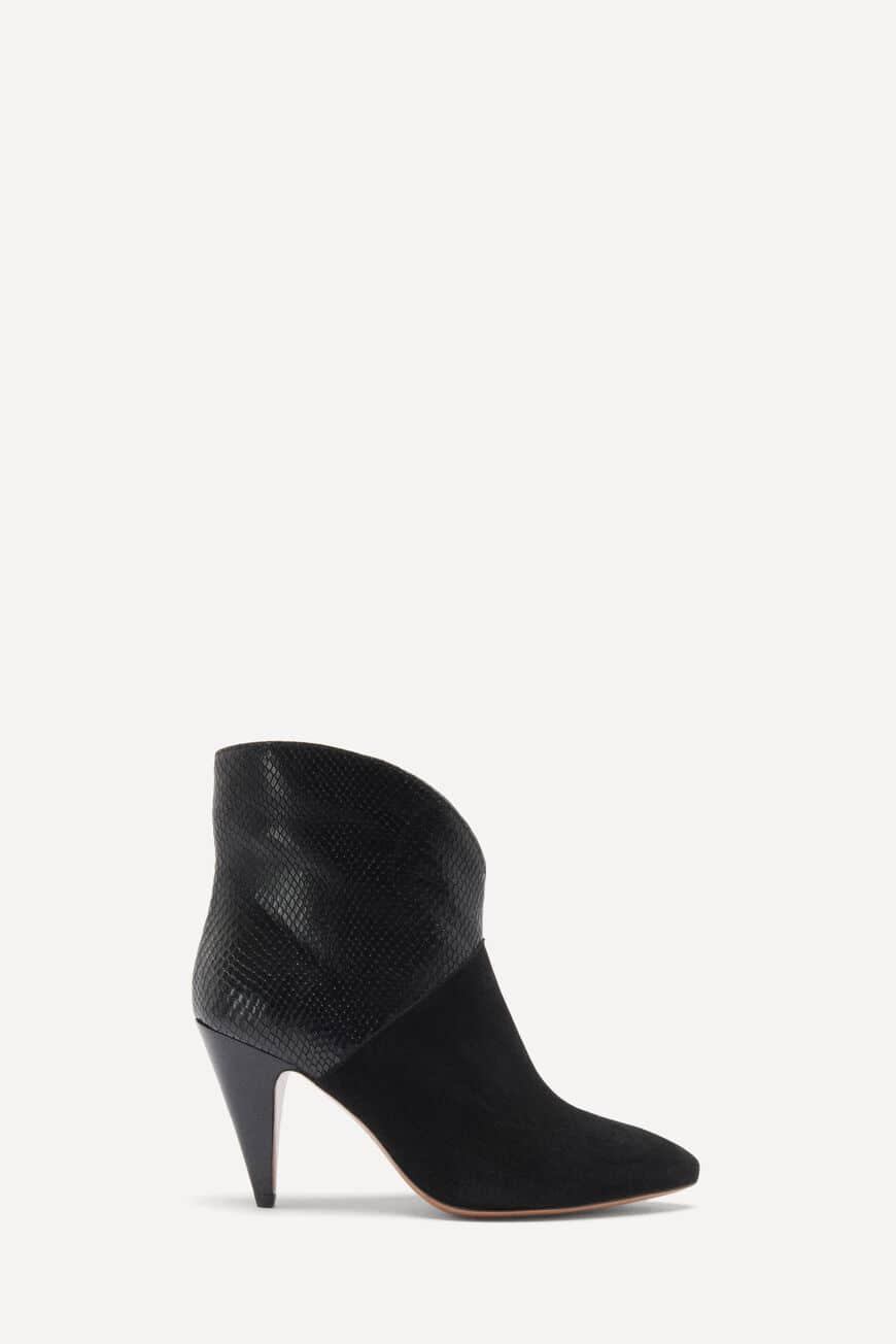 BOOTS COMETTE SHOES & ACCESSORIES NOIR