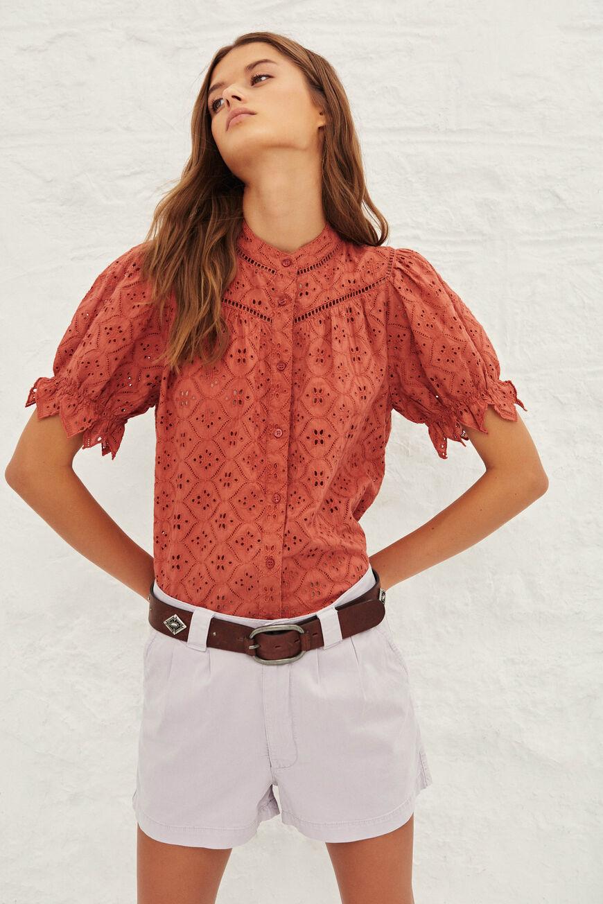 SHIRT BIRKIN tops & chemises PECHE
