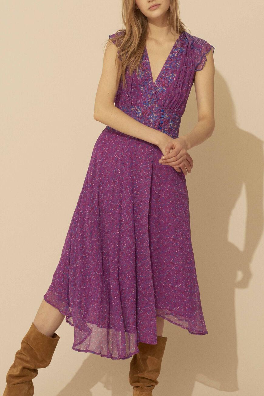 DRESS MERYL Dresses FUSCHIA