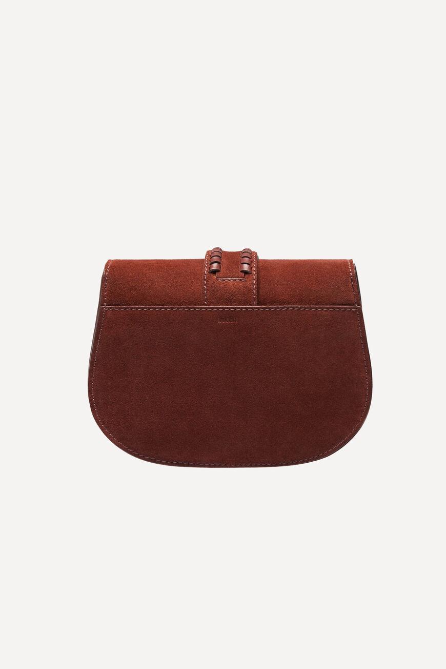 BAG TEDDY CROSSBODY BAGS BRANDY