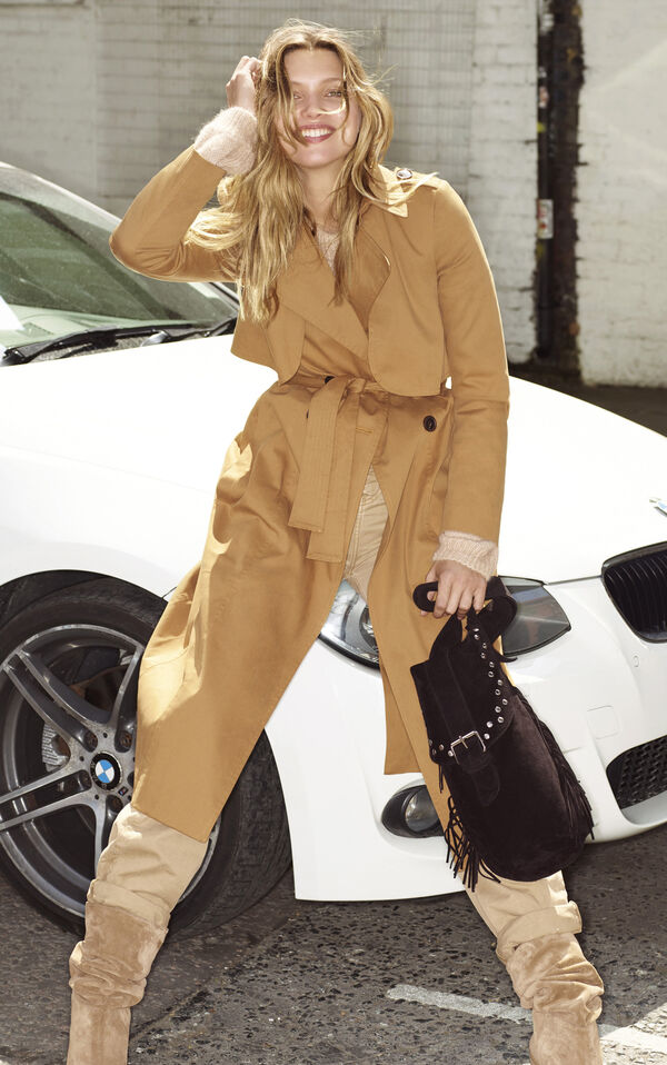 CLEDER TRENCH COAT