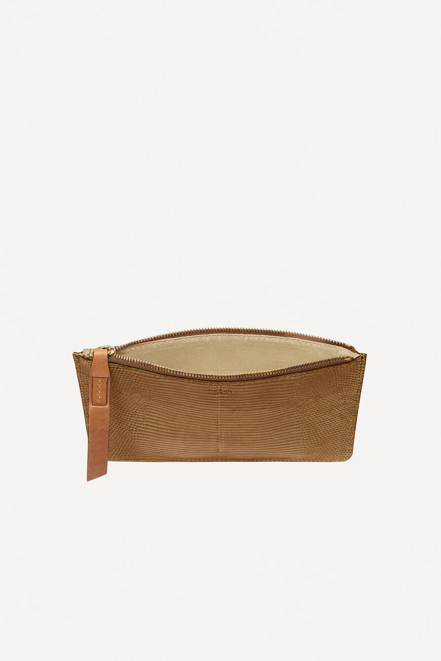 CLUTCH TEDDY New Collection OCRE