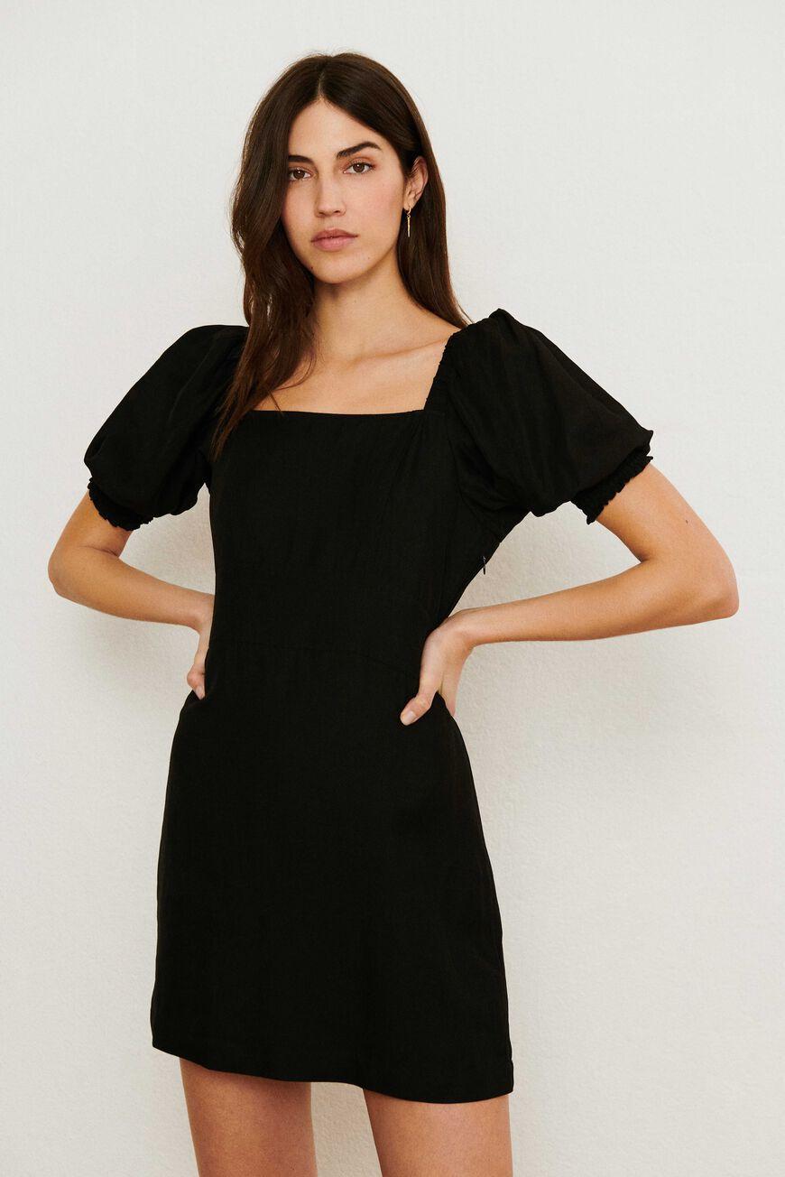 DRESS PALAIA MINI DRESSES NOIR