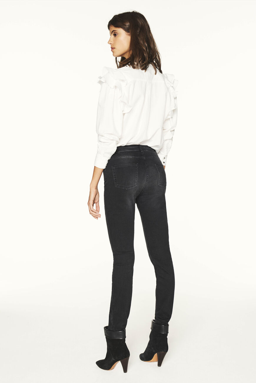 AIMI DENIM TROUSERS & JEANS