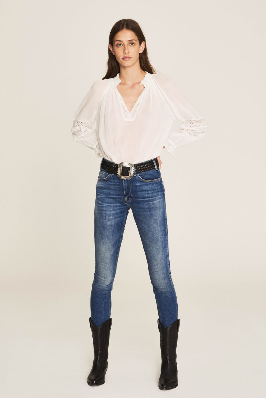 JACEY JEANS TROUSERS & JEANS