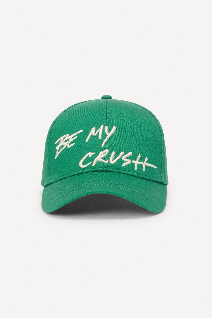 CASQUETTE HADA HATS & CAPS VERT