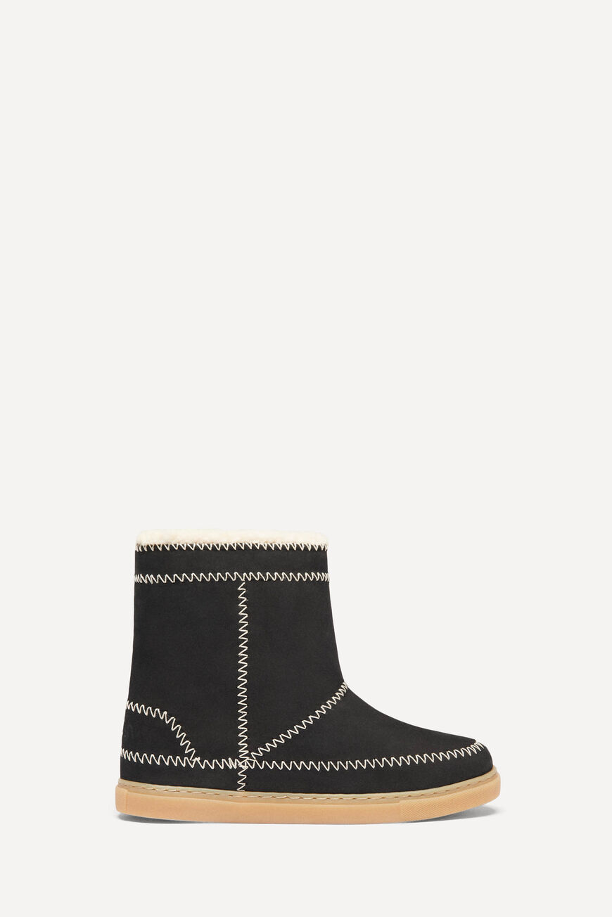 CHAMBERY BOOTS BOOTS NOIR