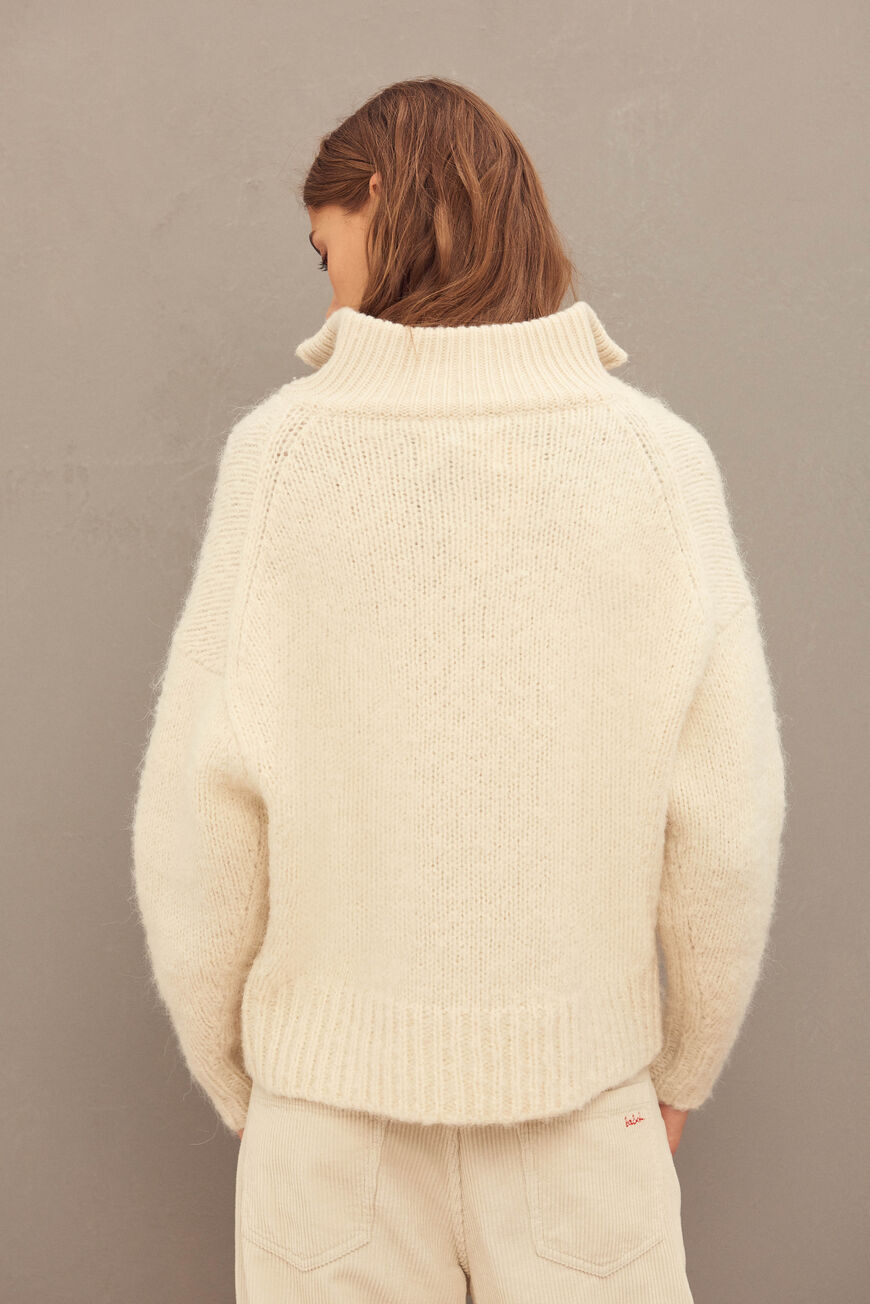 JUMPER CALLA JUMPERS ECRU