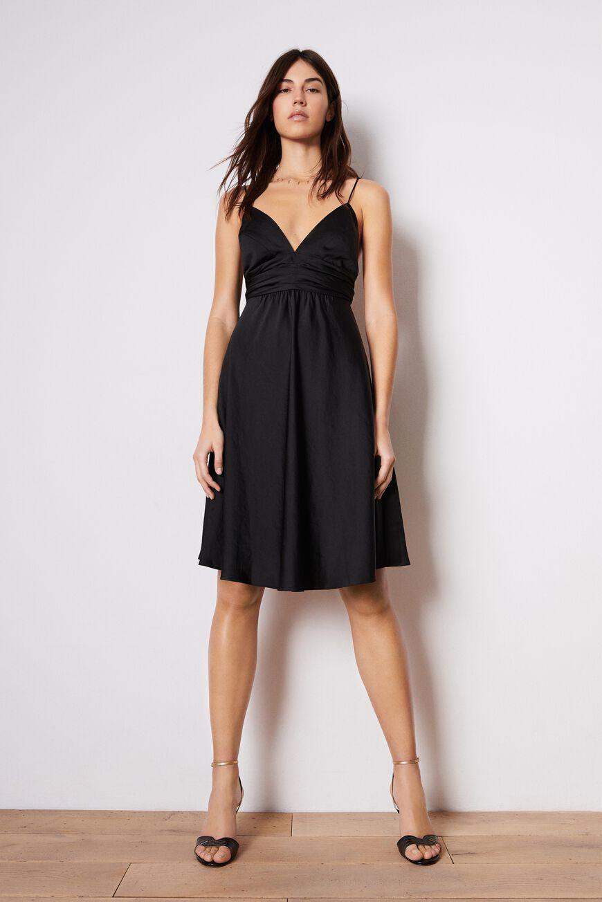 DRESS DIXIE DRESSES NOIR