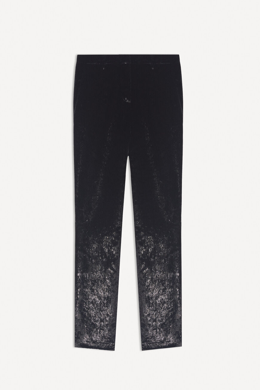 PANTALON KODI TROUSERS NOIR
