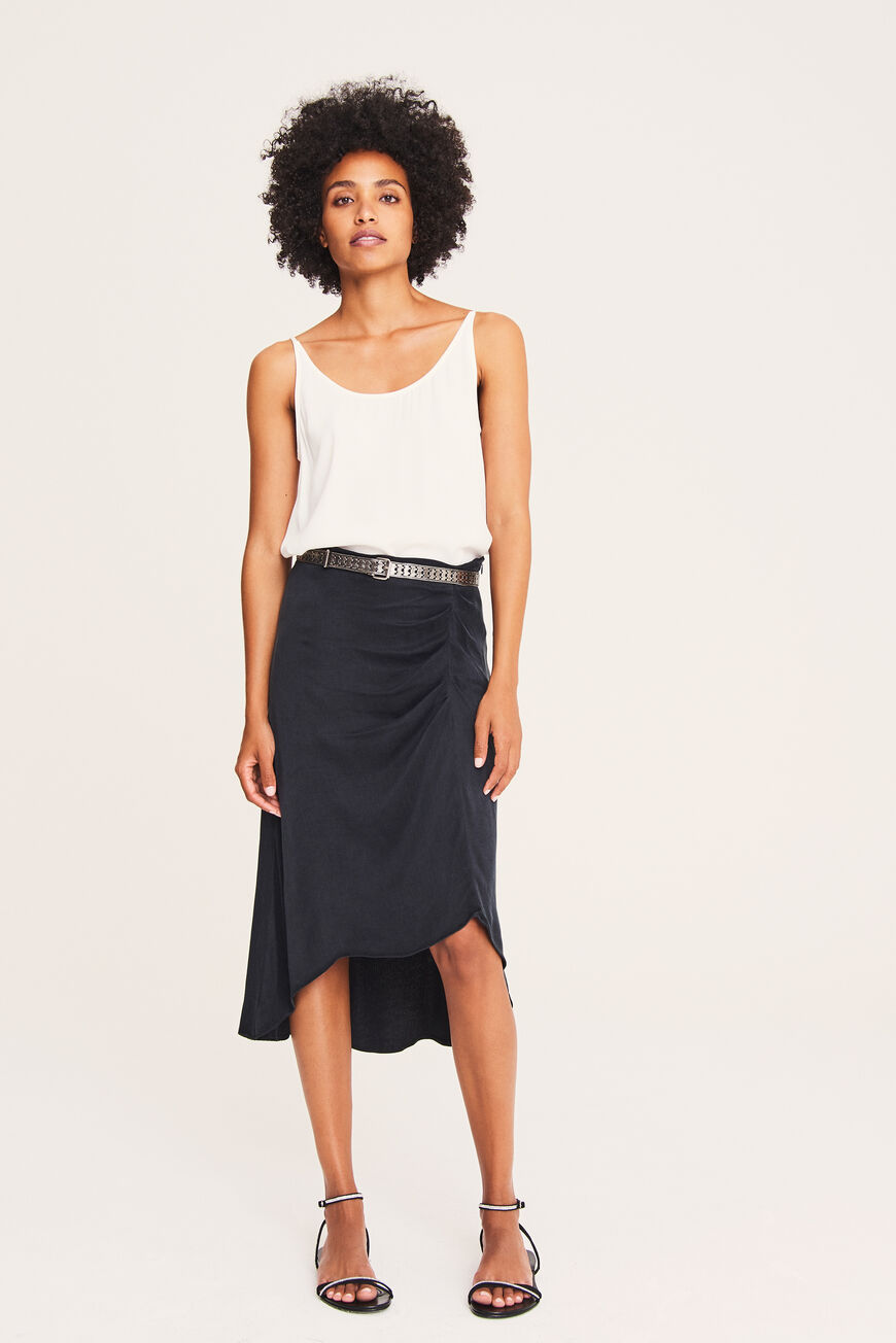 SKIRT BRYLEE SKIRTS NOIR