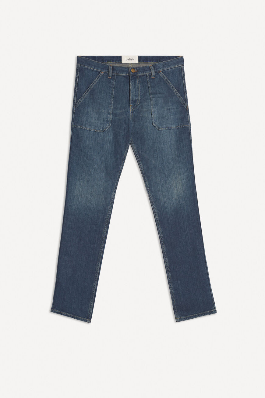 JEANS SALLY JEANS HANDBRUSHED