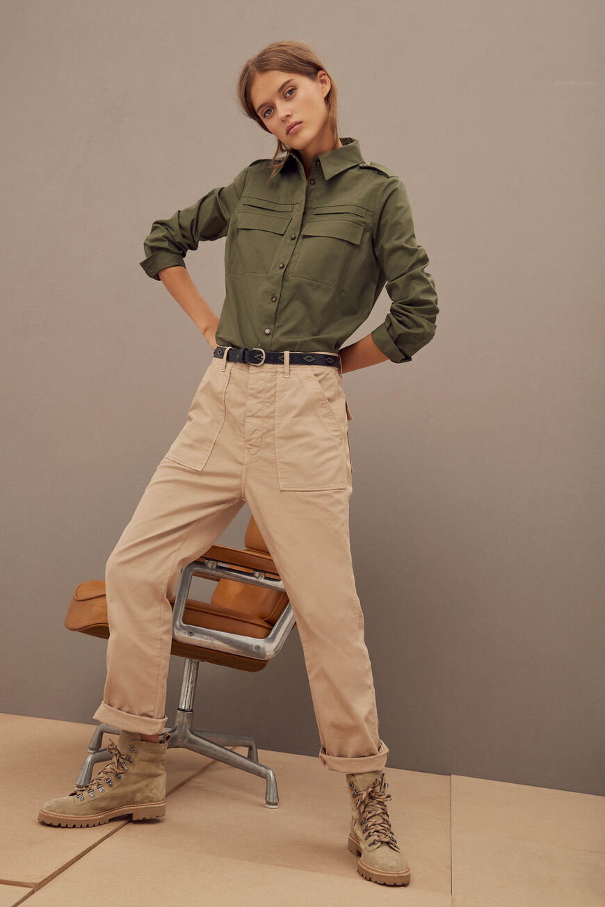 ARCO JEANS TROUSERS