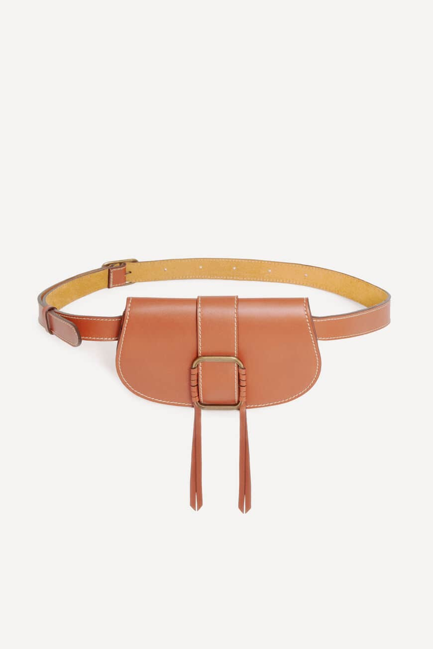 TEDDY CALFSKIN BUMBAG BAGS & ACCESSORIES