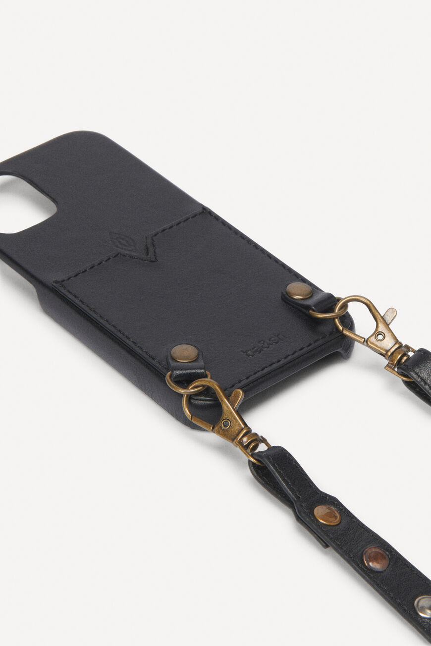 IPHONE-12-HOLDER IPHONECASE SMALL ACCESSORIES NOIR