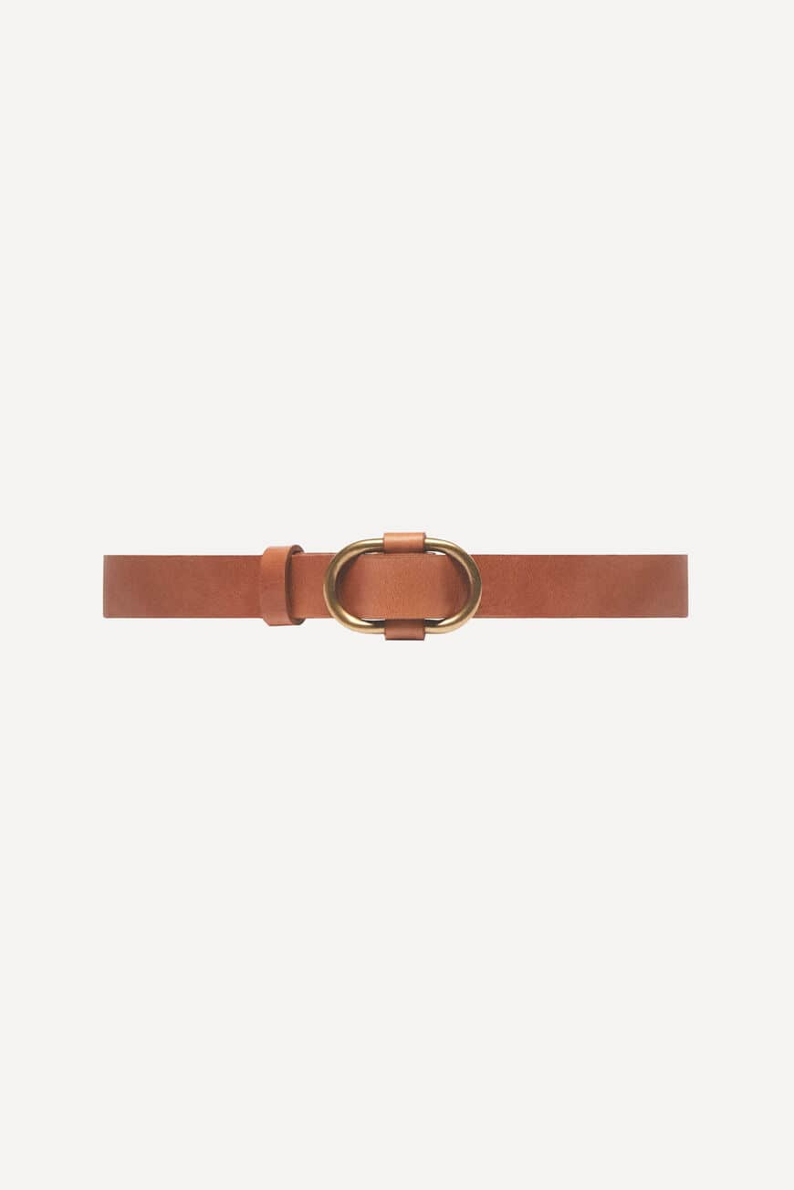 BELT BELL -30% off CAMEL