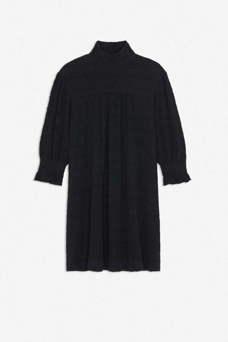 DRESS DEVIS MINI DRESSES NOIR BA&SH
