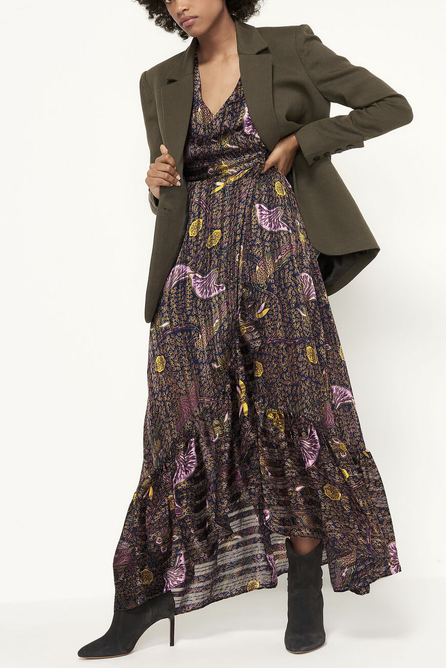 ce2b4f041c6a3 Robe Longue ba sh • Maxi dresses, robe longue été