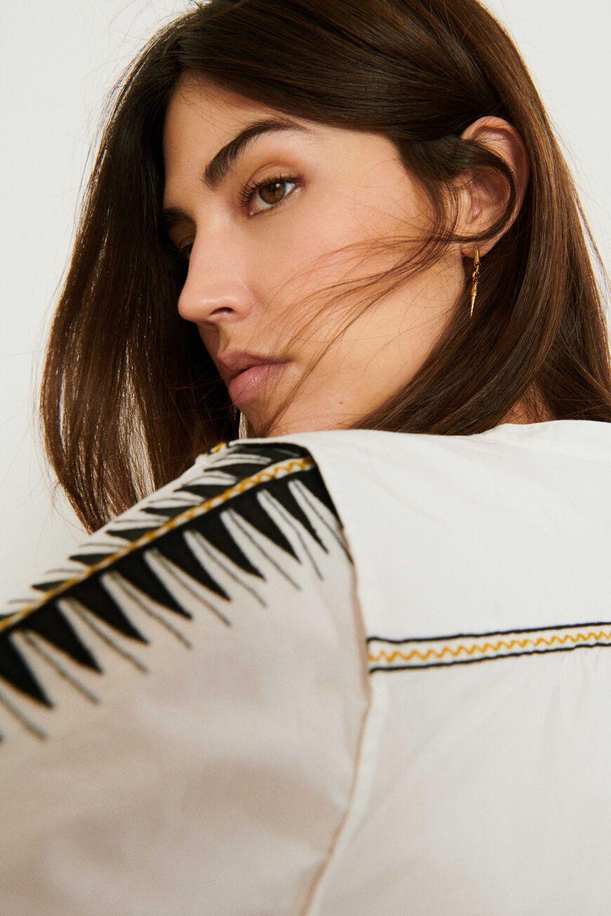 SHIRT DIVINE tops & chemises BLANC
