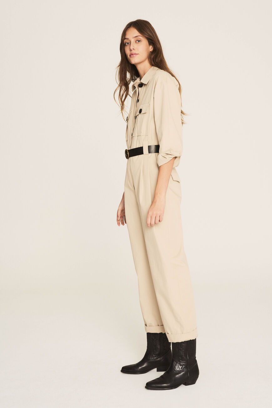 JUMPSUIT CLOTHILDE ESSENTIALS UNDER $200