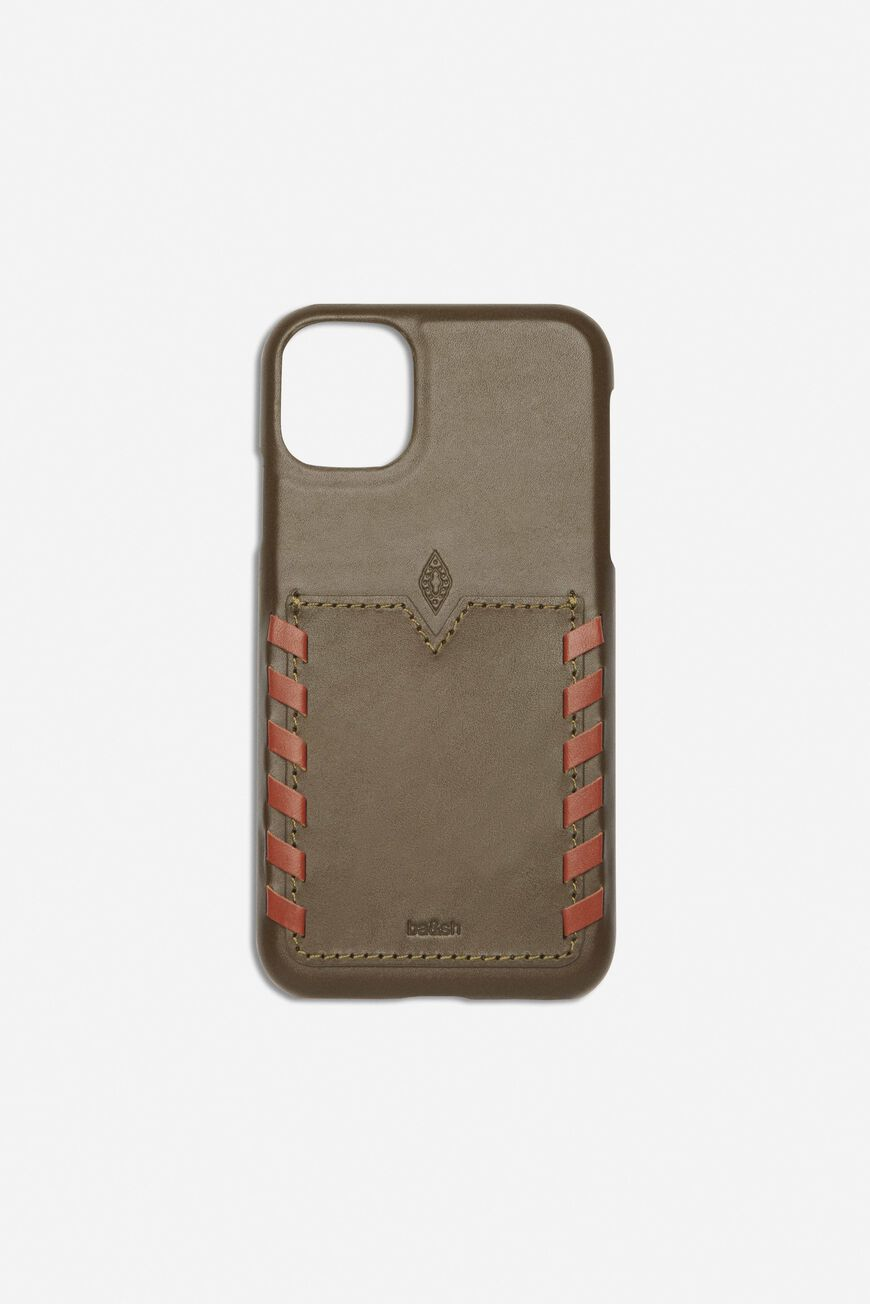CALFSKIN IPHONE CASE SMALL LEATHER GOODS