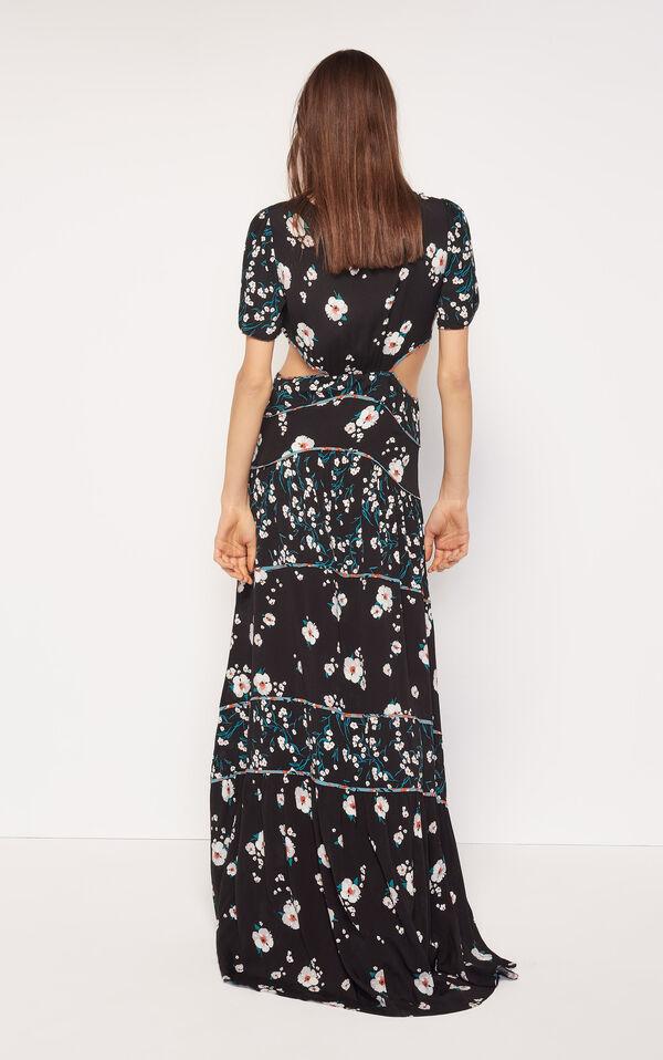 Blush Dress Noir Ba Amp Sh