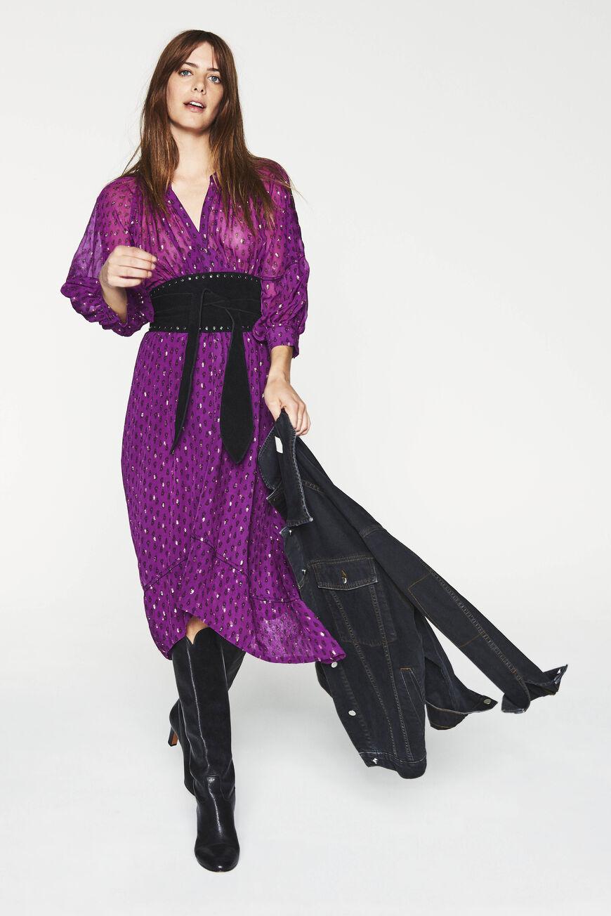 600ed071af Robe ba&sh • Robe longue, robe cocktail, robe dentelle