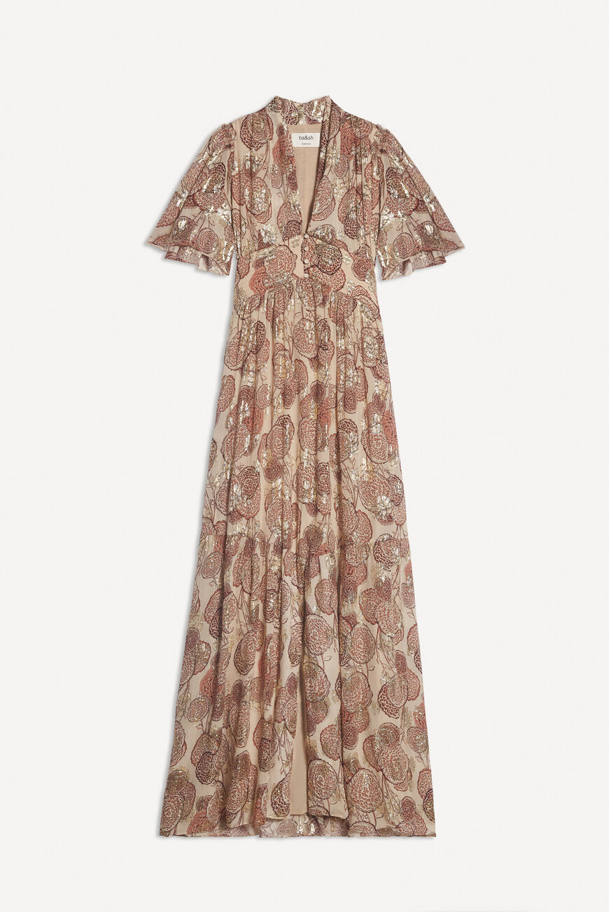 HYDRA DRESS MAXI DRESSES