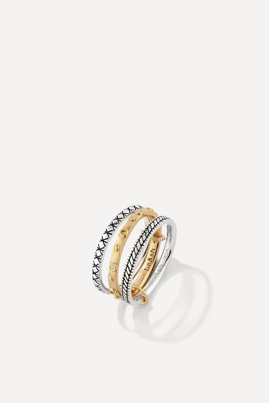 ROMANE RINGS JEWELS ARGENT