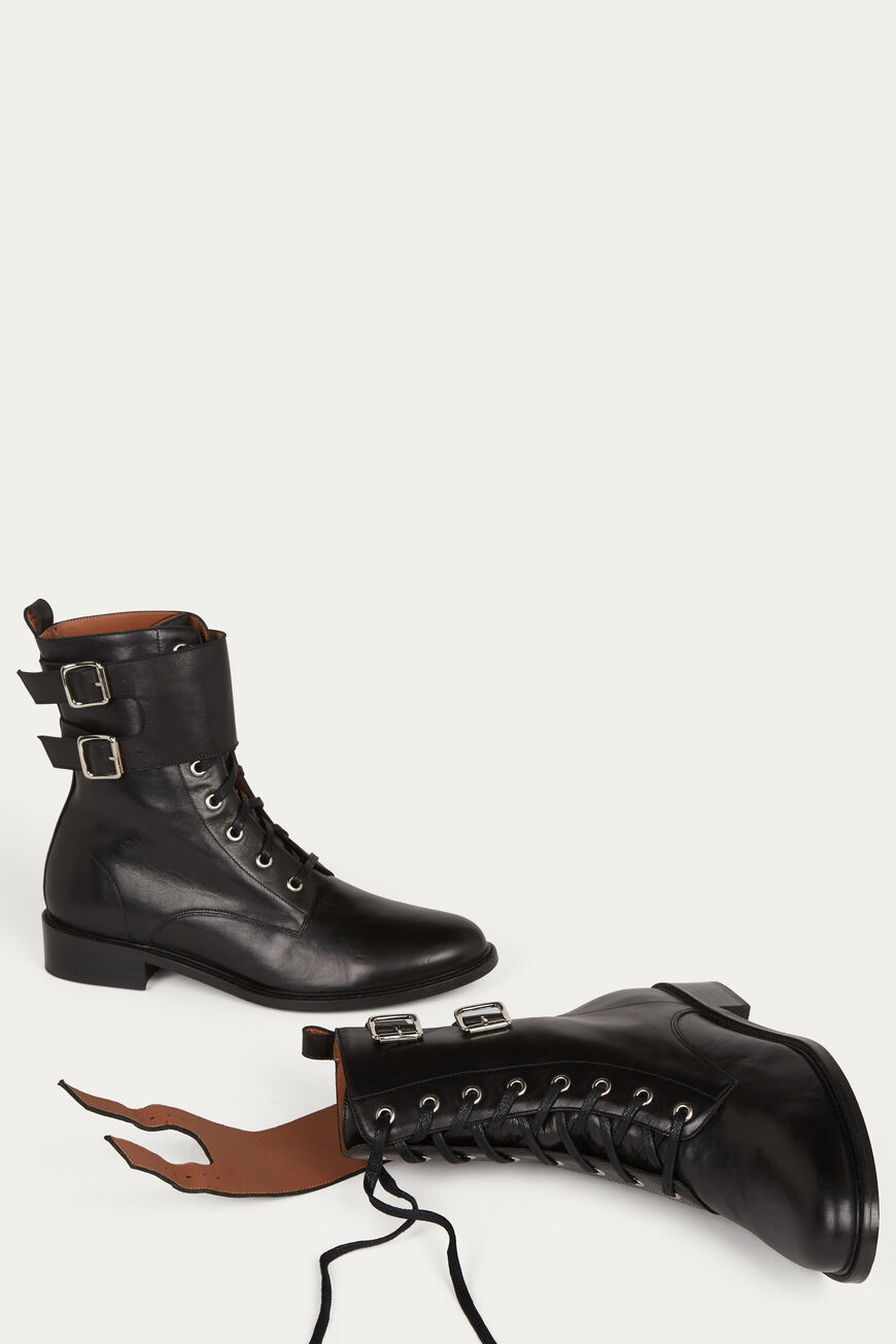 BOTTINES COMO CHAUSSURES