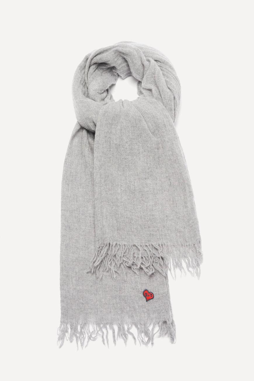 EMILIE SCARF scarves & beanies GRIS