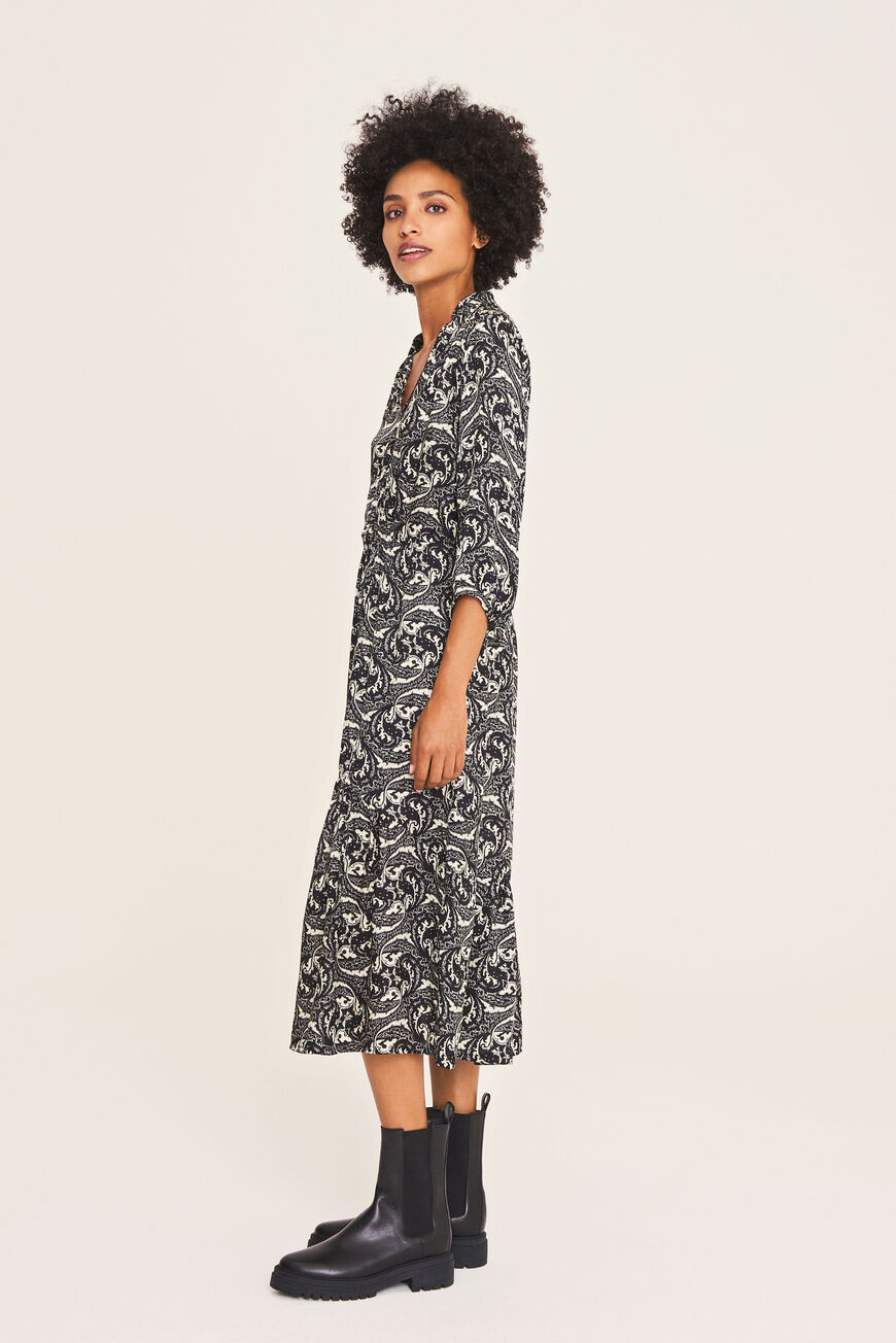 SONG DRESS MIDI DRESSES