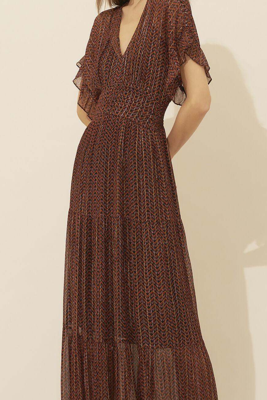 DRESS WANDA DRESSES NOIR