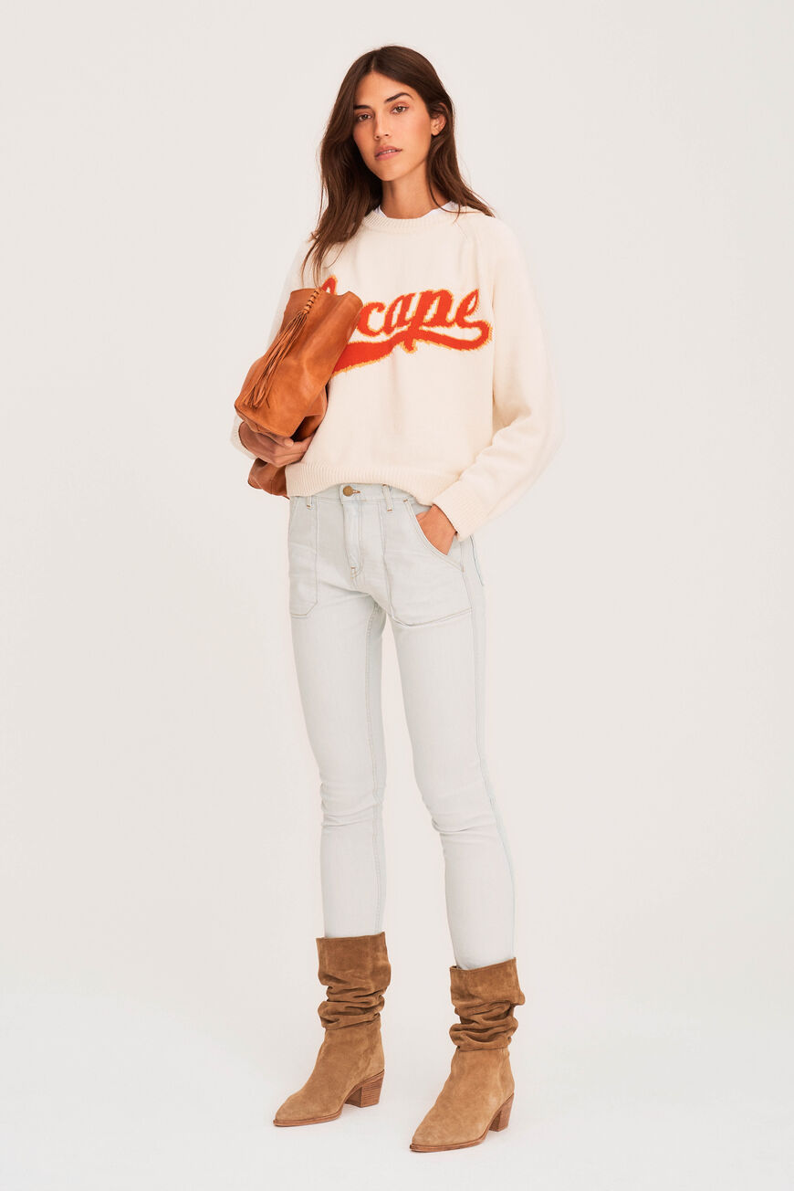 SALLY JEANS -50% off CIEL