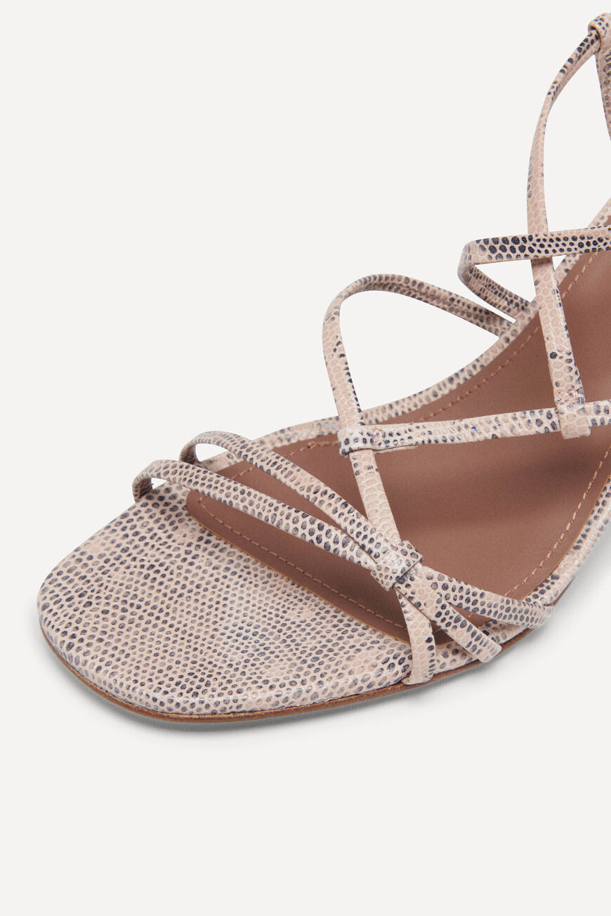 SANDALS TCELLY SHOES NUDE BA&SH