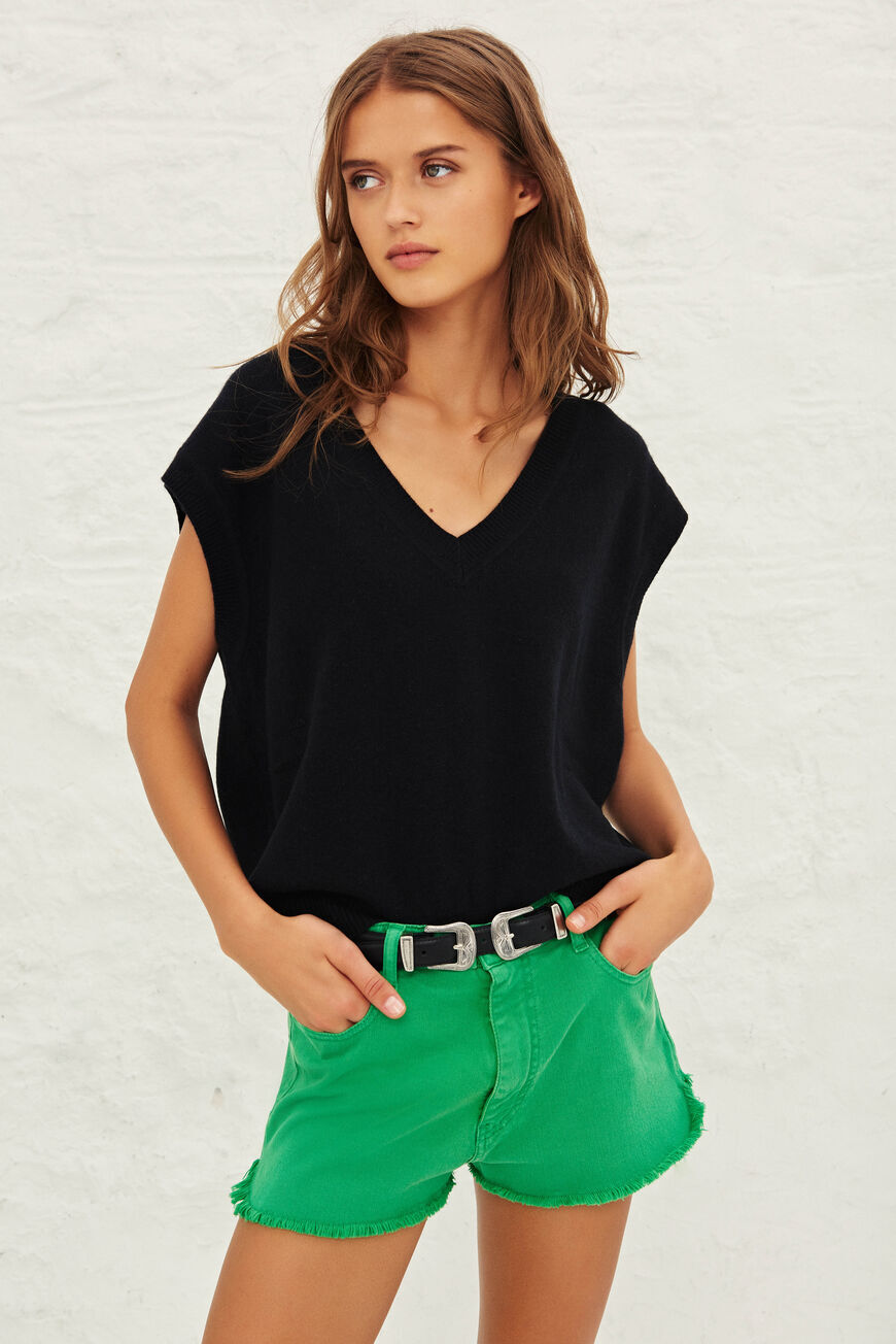 SHORTS CLUEGO TROUSERS VERT