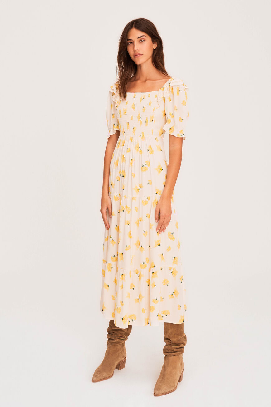 DRESS KIWANE MIDI DRESSES