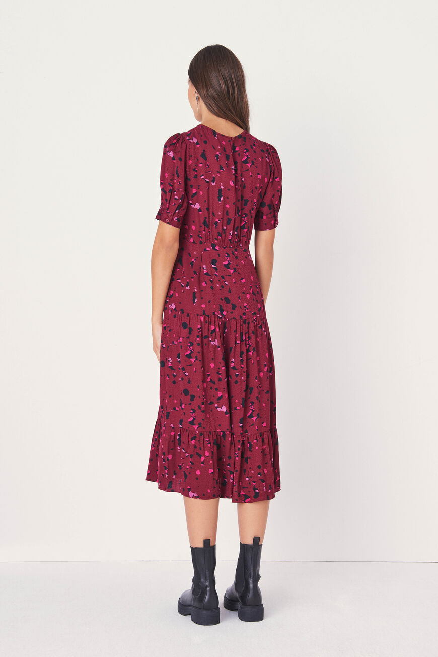 DRESS TONYA MIDI DRESSES