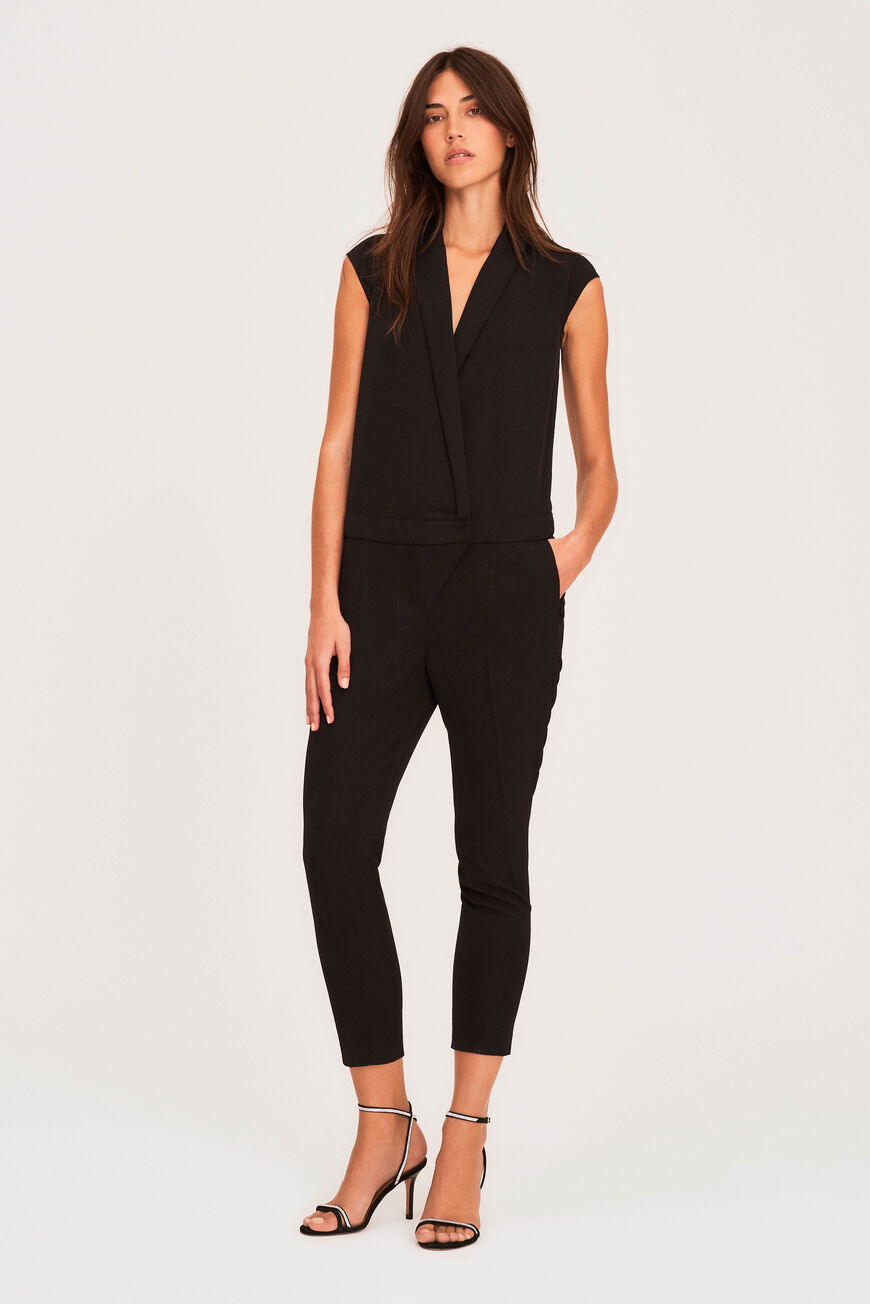 JUMPSUIT TREENA -50% off NOIR