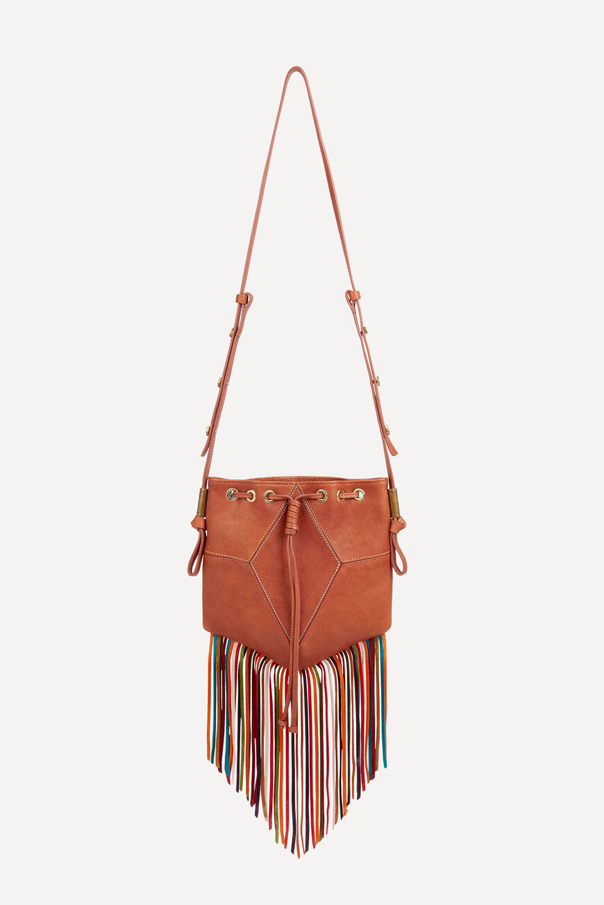 POUCH-BAG SPARROW CROSSBODY BAGS TAN