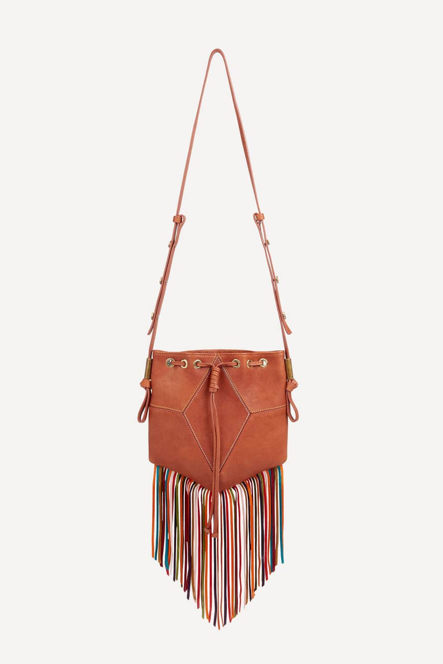POUCH-BAG SPARROW ALL BAGS TAN