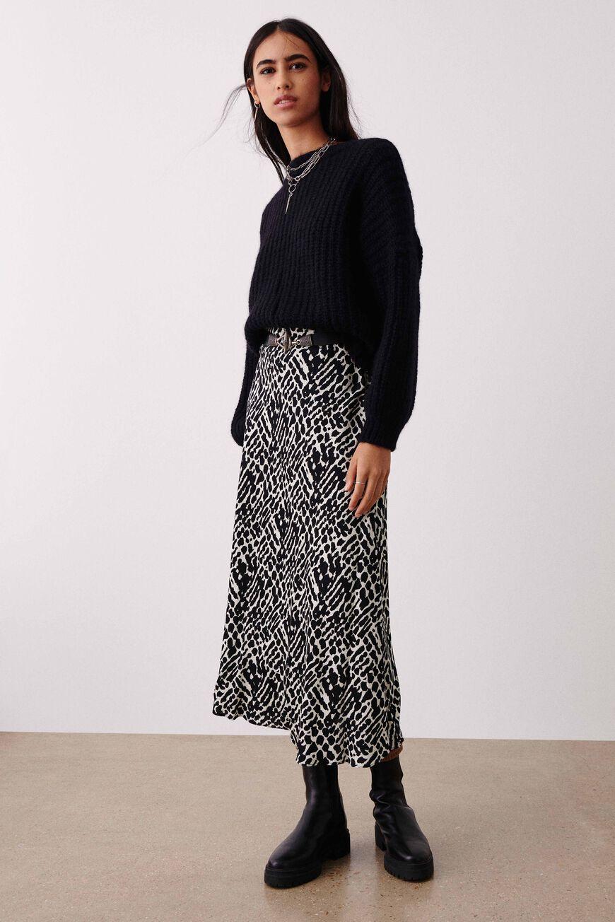 FALDA ODDY faldas & pantalones NOIR BA&SH