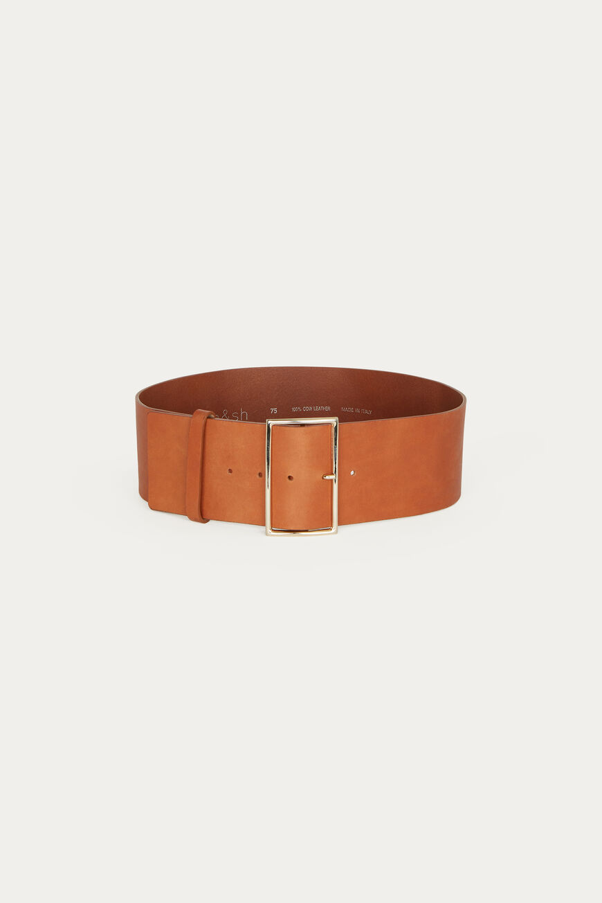 BIANCA BELT BELTS CAMEL