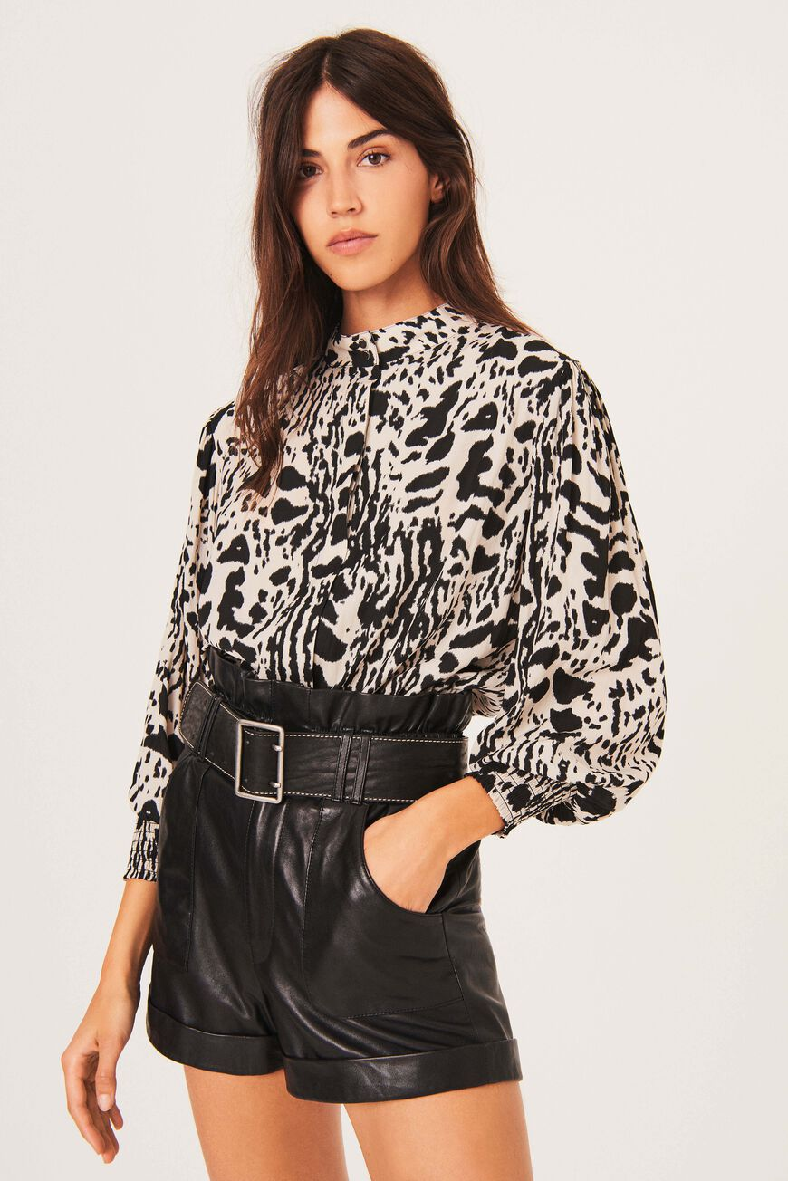 OPUS BLOUSE -50% off ECRU