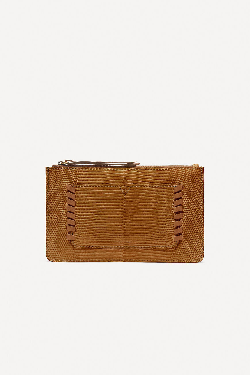 CLUTCH TEDDY SMALL LEATHER GOODS
