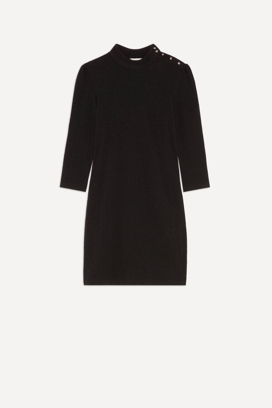 ROBE WINNIE ROBES COURTES NOIR