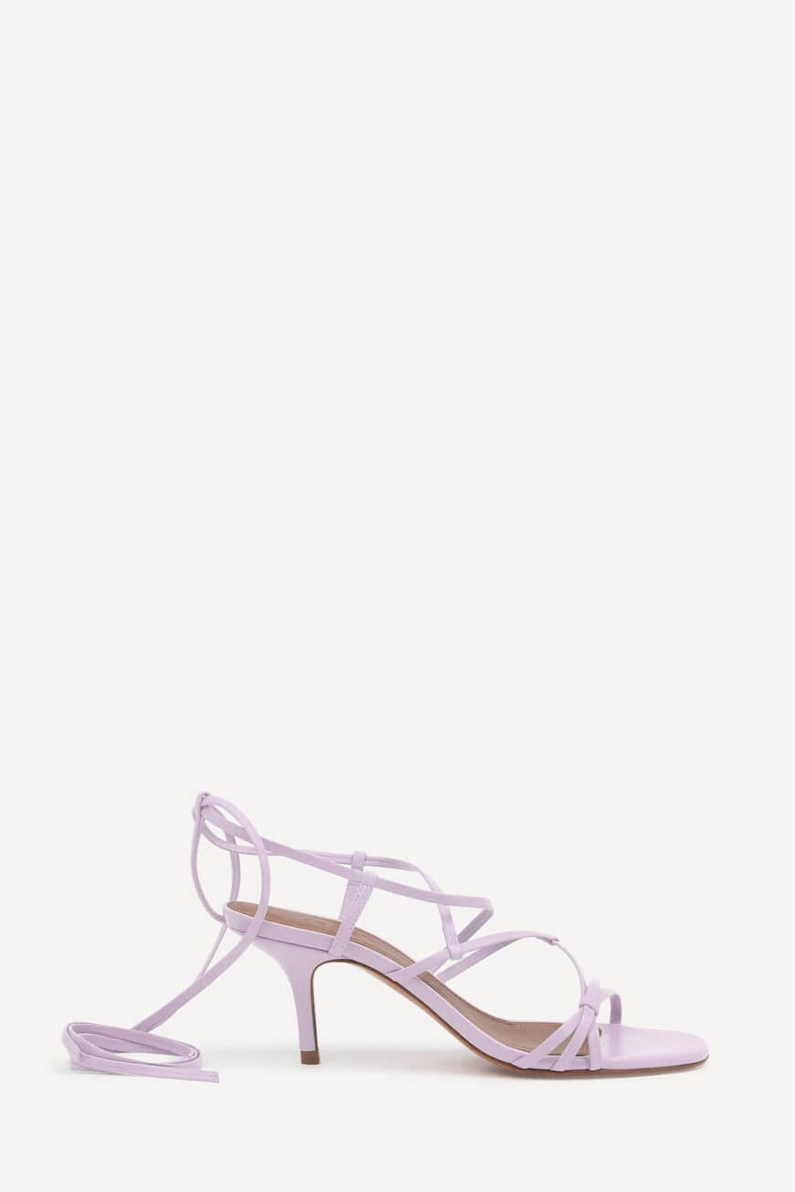 SANDALIAS CELLY ZAPATOS LILAS