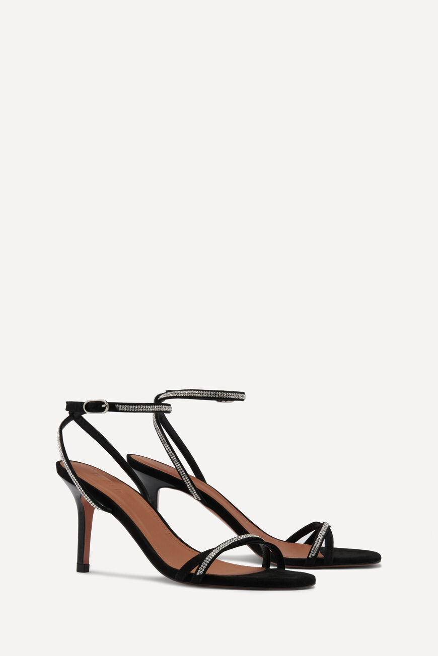 SANDALEN CERENA PUMPS AND SANDALS NOIR